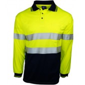 Hi-Vis Day+Night Polo