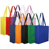 Non Woven Large Tote Bag (With Gusset)