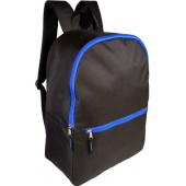 Standard Backpack Blue Trim