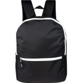 Standard Backpack White Trim