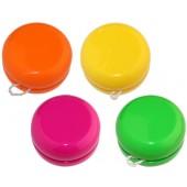Standard Coloured Yo-Yos