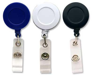 Retractable Badge Holders