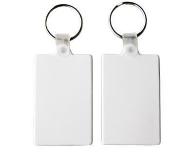 Soft PVC Keytag