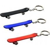 Skateboard Key Ring