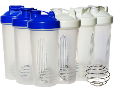 Elemental Nutrition Shaker Bottles
