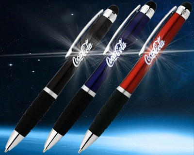 Shining Illuminated Stylus Pens