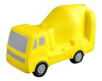 Stress Cement Truck