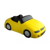 Anti Stress Sports Car Yellow