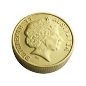 Stress Coin Gold