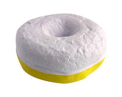 Stress Donut Yellow