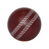 Stress Cricket Ball Burgundy
