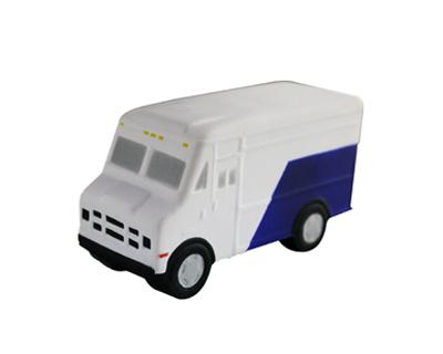 Stress Commerical Van