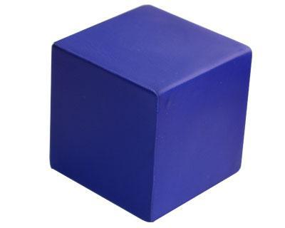 Stress Cubic Blue