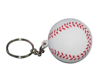 Base Ball Keyring