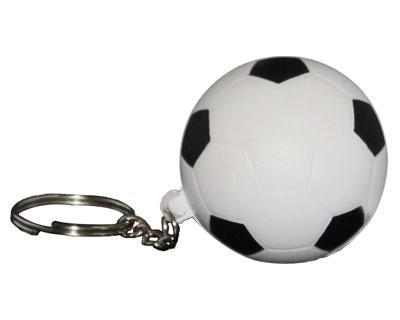 Soccer Ball Keyring
