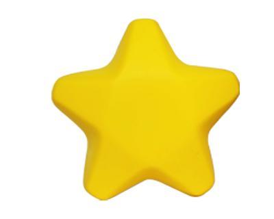 Stress Star Yellow