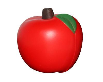 Stress Apple Red