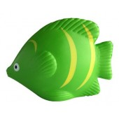 Hot Tropical Fish Green