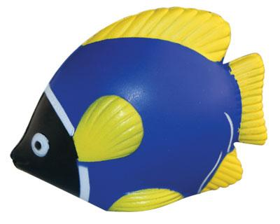 Tropical Fish Blue