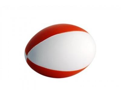 Football Red & White (4 Panels)