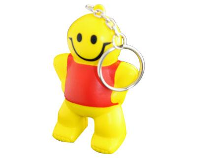 Little Man Keyring