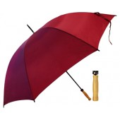 Budget Umbrella (All Burgundy)