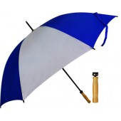 Budget Umbrella (Royal-white)