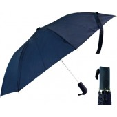 Folded Umbrella - Navy