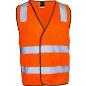 Hi-Vis Safety Vest Orange