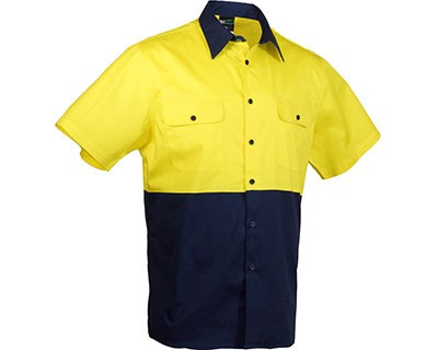 Breezy Hi-Vis Shirts
