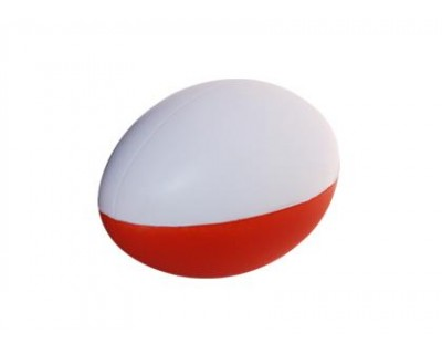 FootBall Red & White (2 Panels)