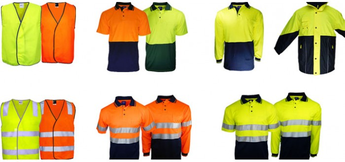Custom Printed Workwear